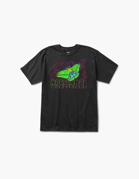 Nocturnal Moth S/S Tee