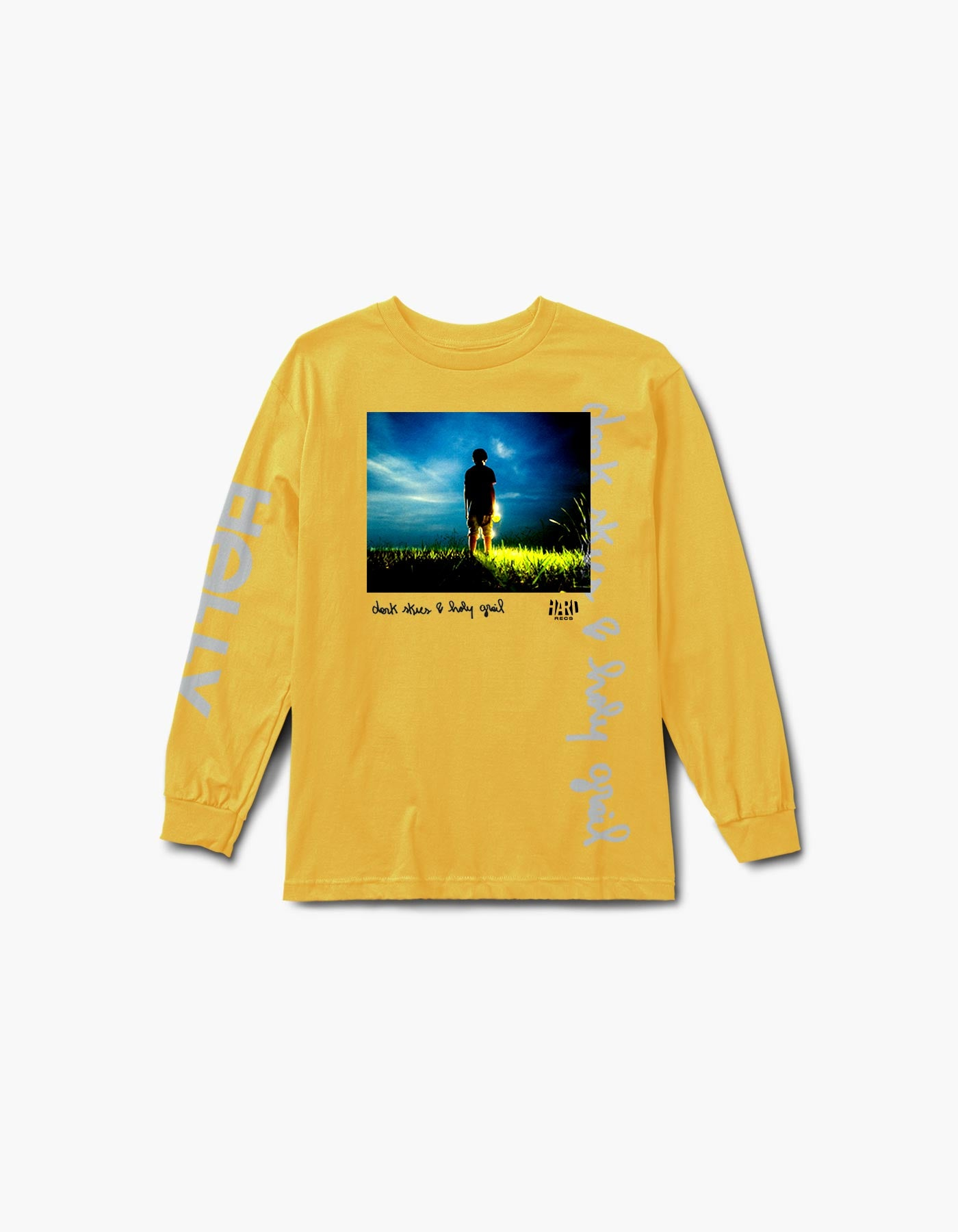 HARD Rec: Holly Album L/S Tee