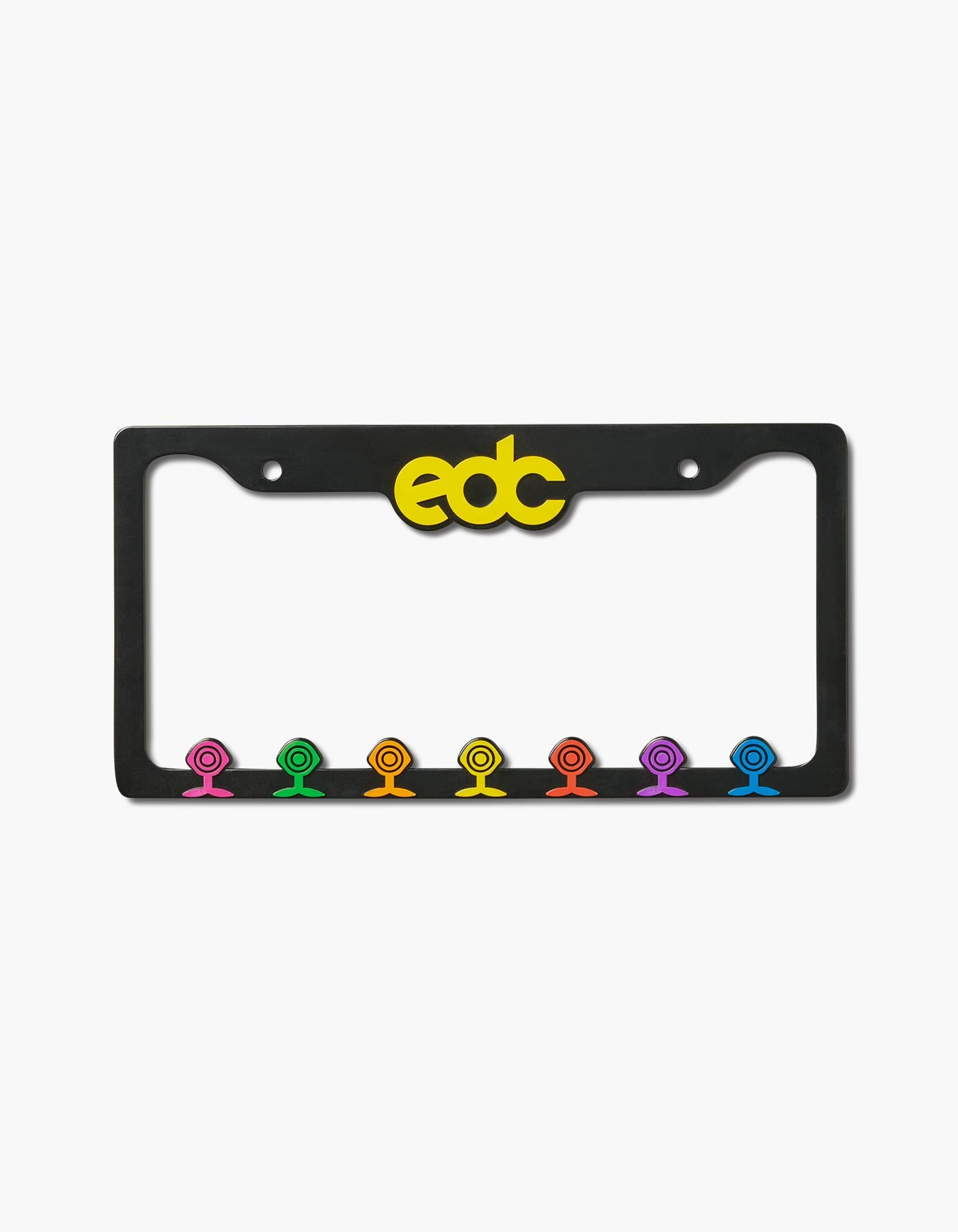 Eye Candy License Plate Frame