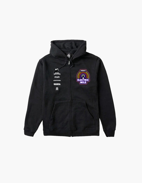 Electric Mile Zip Hood