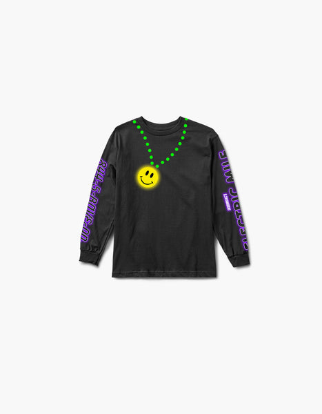 Rave On Kids L/S Tee