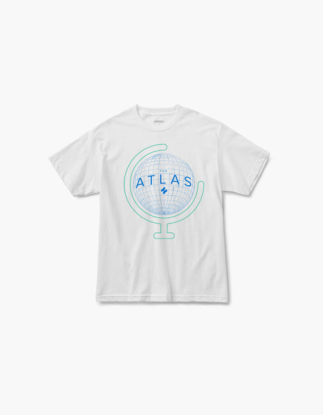 The Atlas Globe Tee