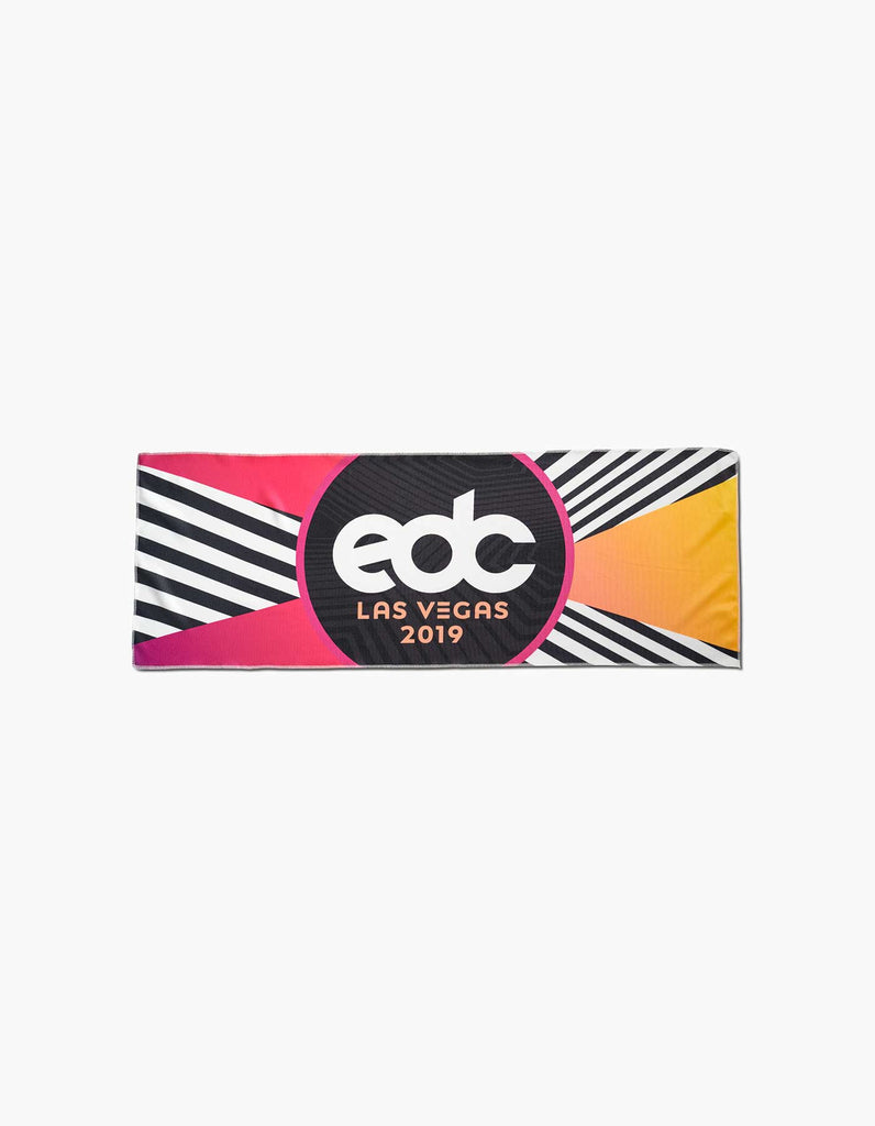 EDC Las Vegas 2019 Kinetic Cooling Towel
