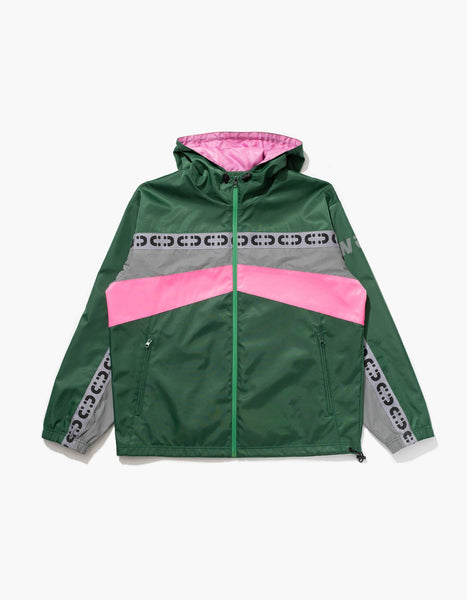 Wuki x HARD Recs Windbreaker