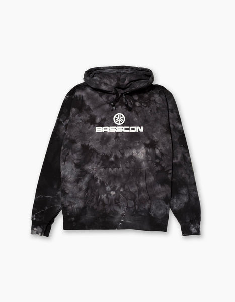 Basscon Death Wash Logo Hood
