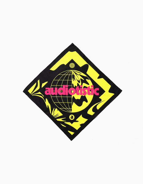 Audiotistic Bay Area 2019 Frequency Bandana