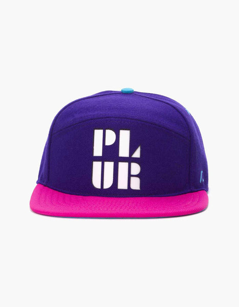 Insomniac PLUR Light Up Lumativ Hat