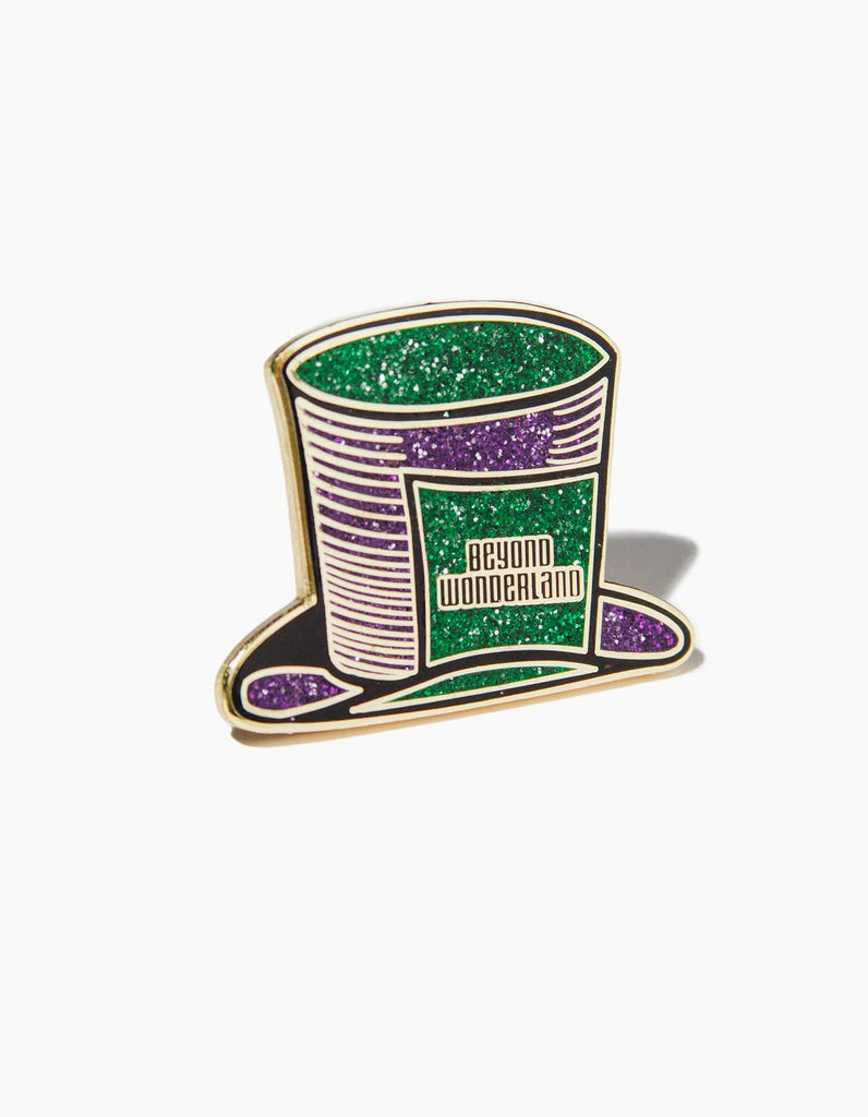 Beyond Wonderland Mad Hatter Pin