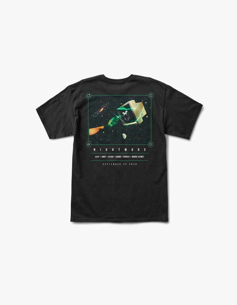 Night Mode x Insomniac S/S Tee