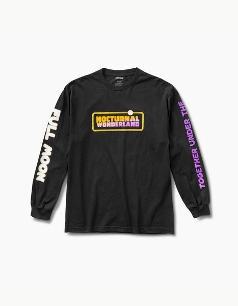 Nocturnal 2019 Full Moon L/S Tee