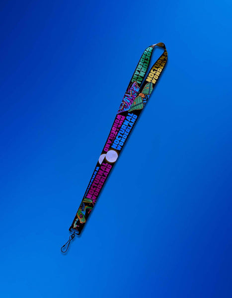 Nocturnal 2019 Full Moon Lanyard