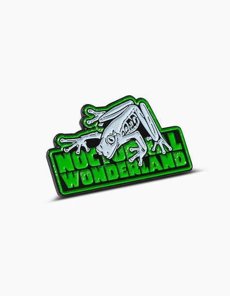 Nocturnal 2019 Glo Frog Pin