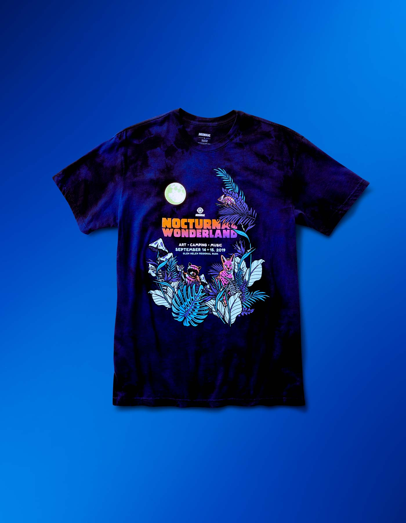 Nocturnal 2019 Twilight Line Up Tee
