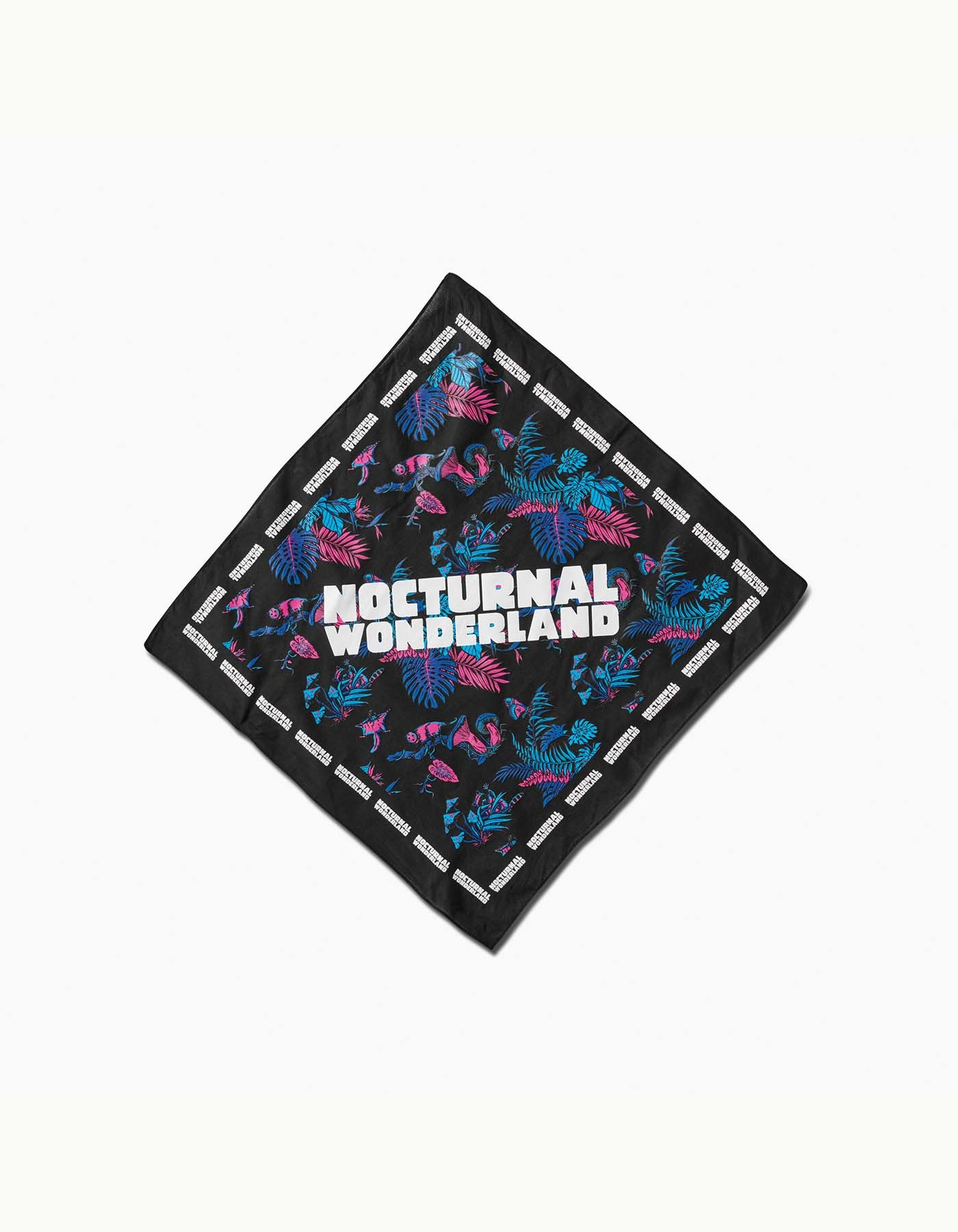 Nocturnal Wonderland Magic Forest Bandana