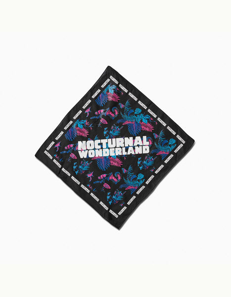 Nocturnal Wonderland - Magic Forest Bandana