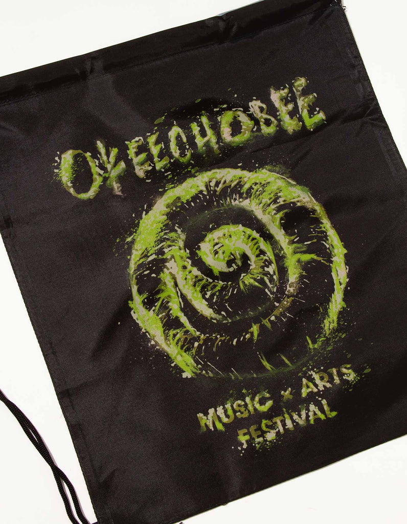 Okeechobee Splash Cinch Bag