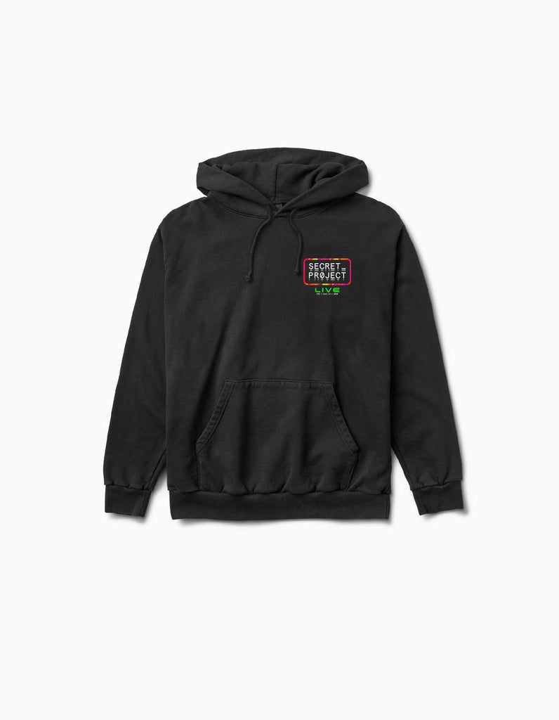 Virtual Secret Project Live Hoodie