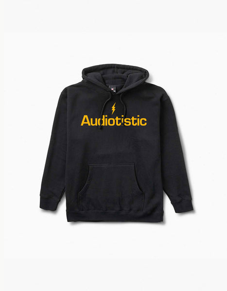 Audiotistic 2018 - So Cal - Spark Hoodie Black