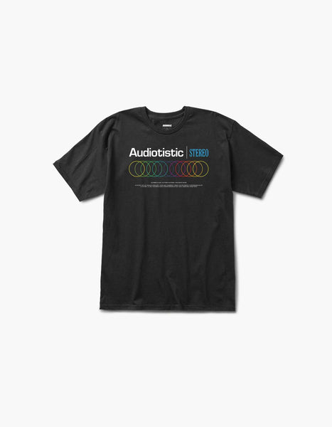 Audiotistic 2018 - So Cal - Steriophonic Line Up Tee