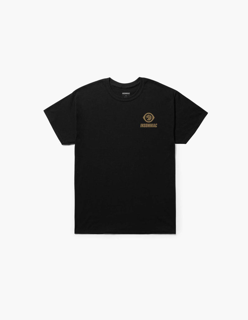 Seven Lions x Insomniac S/S Tee