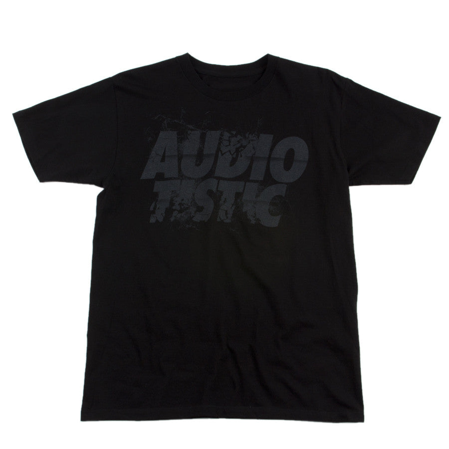 D  Audiotistic Broken Glass Tee