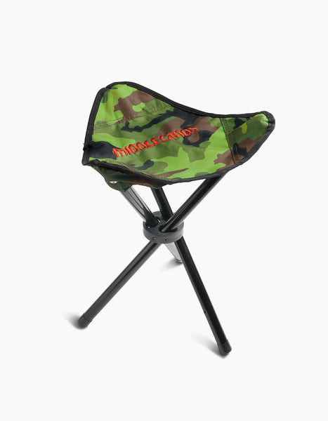Camo Camping Chair Green