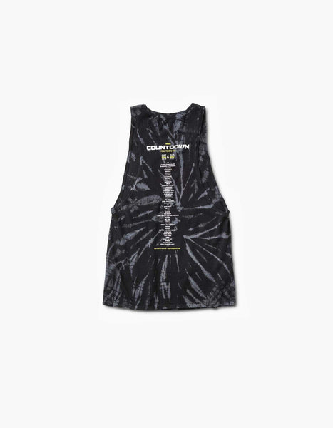 Countdown 2017 - Women's Clockwork Line Up Tank