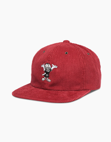 Tourguide Cap Red