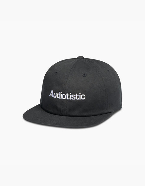 Audiotistic Audio Tech Cap Black