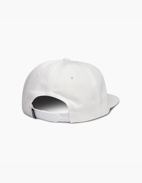 Audiotistic Audio Tech Cap White