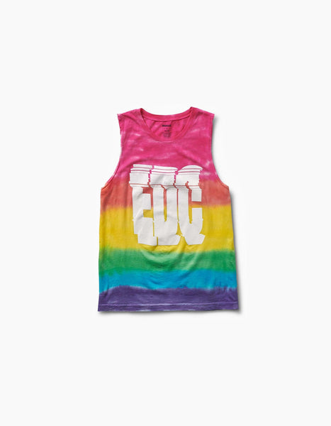 EDC Women's Rainbow Scan Tank
