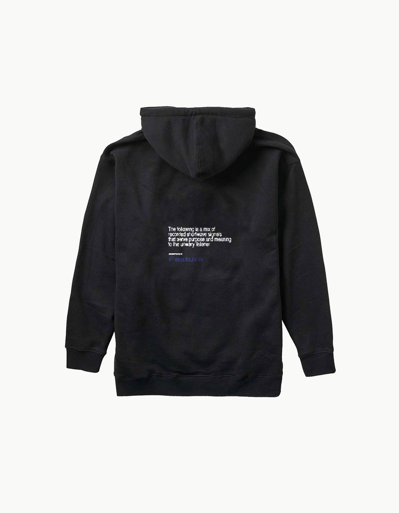 HARD Records x Feature x JOYRYDE Pullover Hood