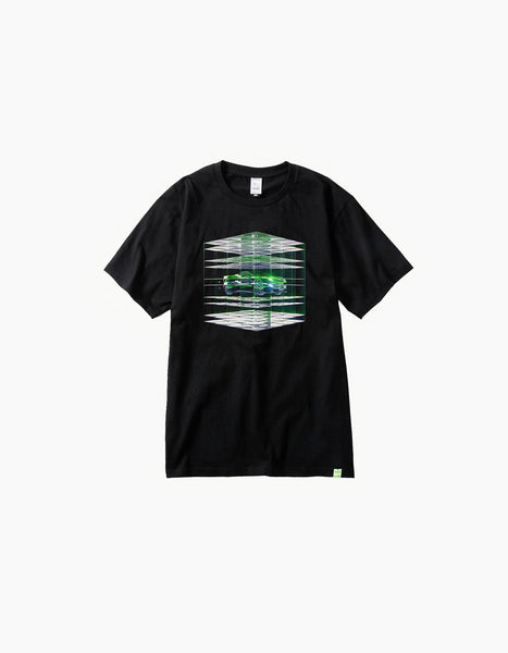 HARD Records x JOYRYDE x Magic Stick Japan Scatter Tee