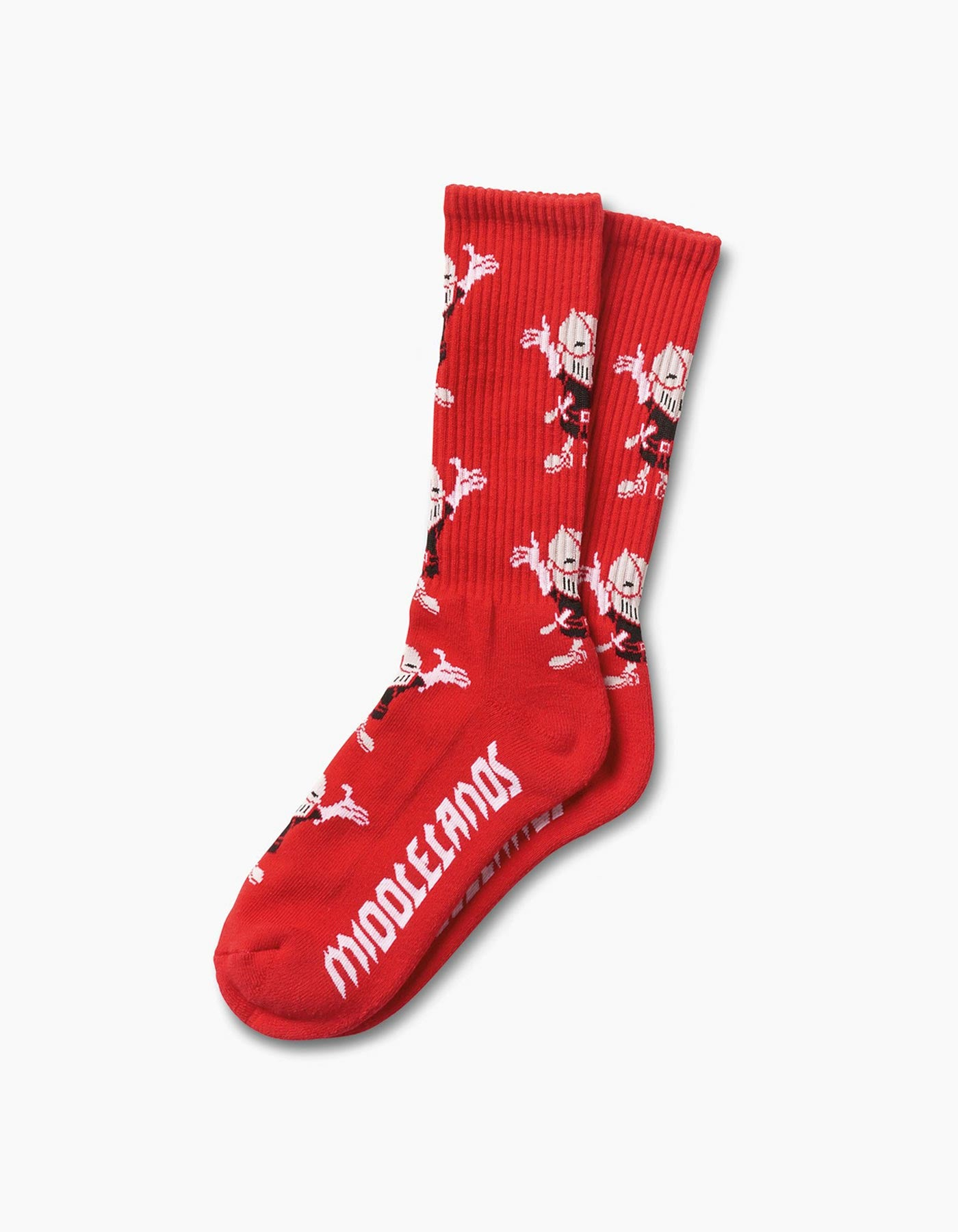 Tourguide Socks Red