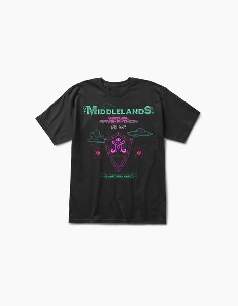 Virtual Middlelands Shield S/S Tee