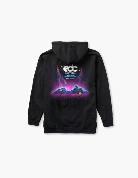Virtual EDC Las Vegas Zip Hood