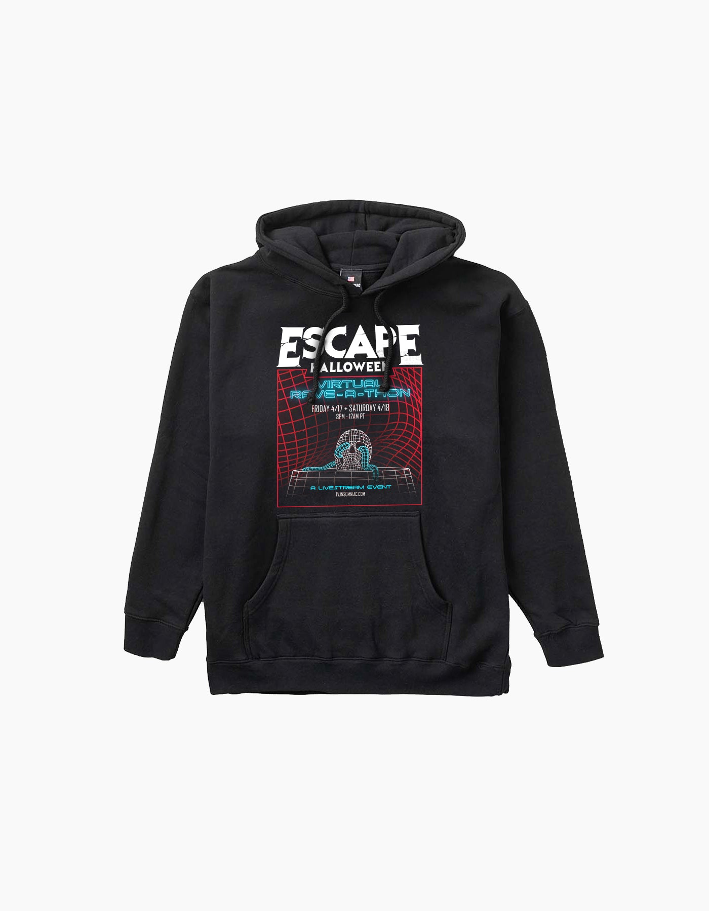 Virtual Escape Hood Black