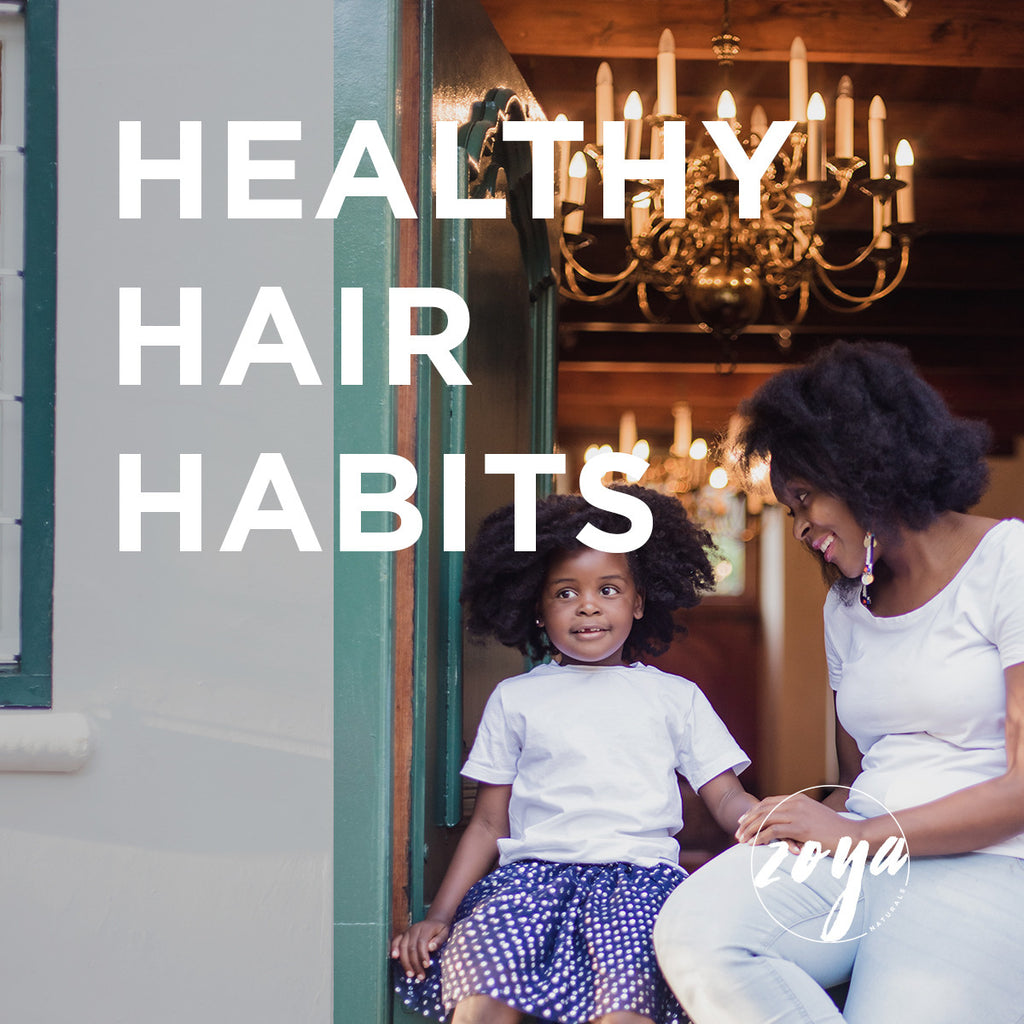 Healthy Hair Habits: Introduction