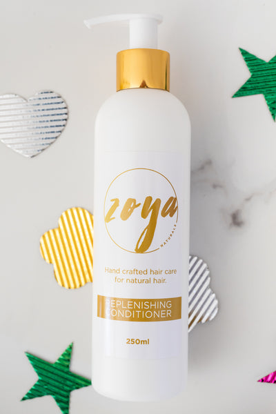 Zoya Naturals Replenishing Conditioner