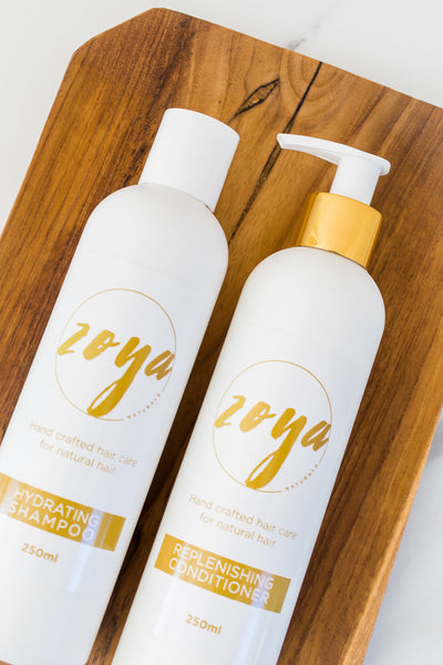 Zoya Shampoo & Conditioner combo
