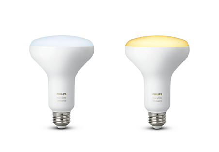 Hue White Ambiance Doublepack BR30