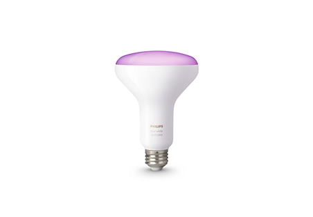 Hue White and Color Ambiance Single Bulb BR30