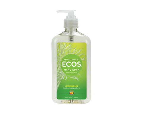 Earth Friendly Products Lemongrass Hand Soap 17oz