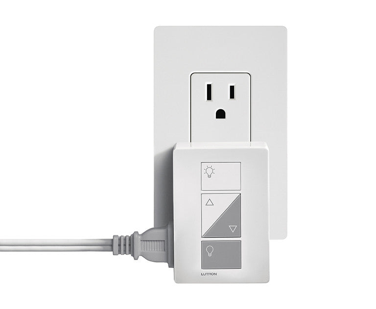 Lutron Single Add-on Plug In Dimmer Switch
