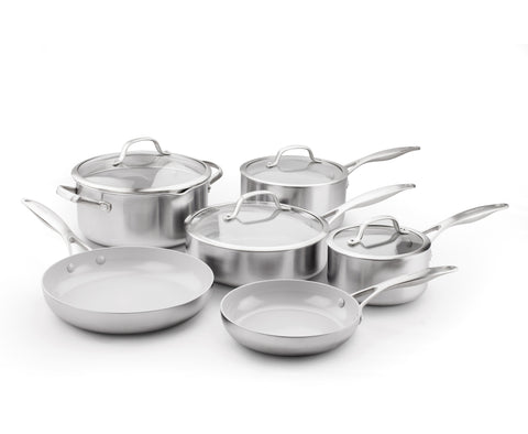 GreenPan Venice 10 Piece Set