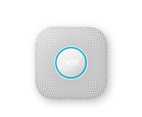 Nest Protect (Battery/Wired) 2nd Generation, White
