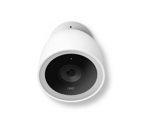 Nest Cam IQ Outdoor Security Camera (2PK)