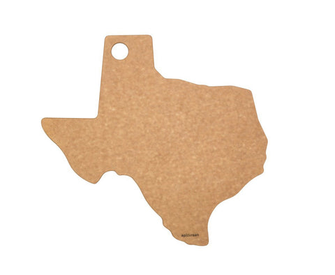 Epicurean Texas Cutting Board Natural