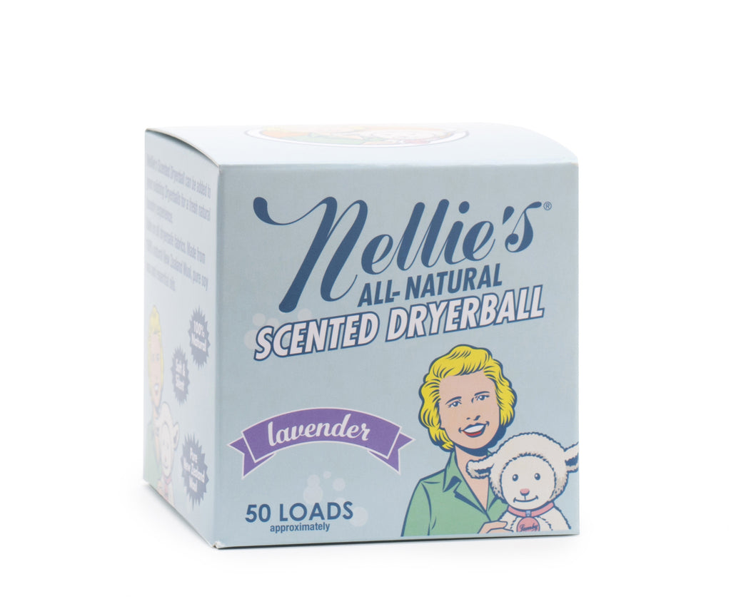 Nellie's Lamby Lavender Dryer Ball