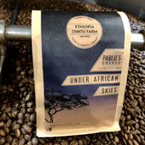 Under African Skies Collection: Ethiopia Dimtu Farm - Natural Process